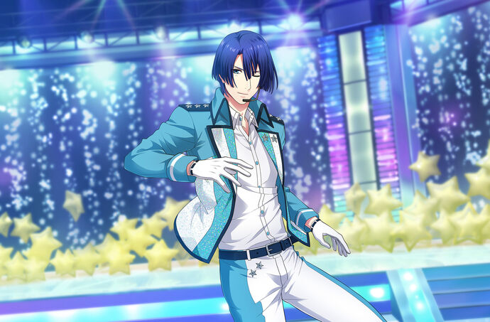 Masato Hijirikawa (Dancing with Stars) CG