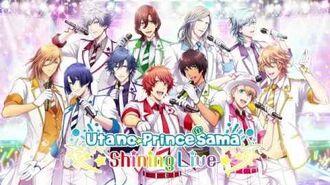 Utano☆Princesama Shining Live Available Now!