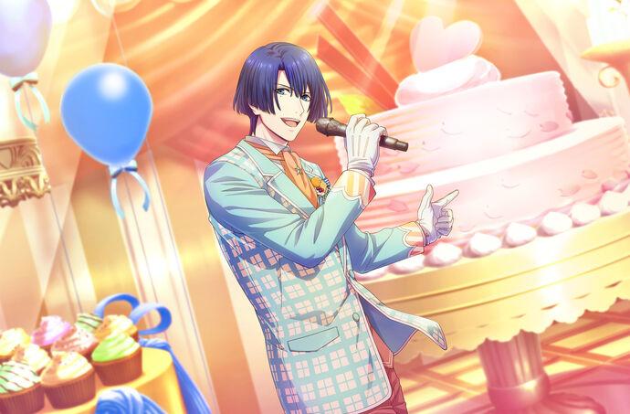 Masato Hijirikawa (Sweet Cafe) CG
