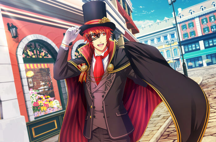 Otoya Ittoki (Gentle Phantom Thief) CG2