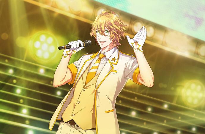 Natsuki Shinomiya (Shining Live) CG