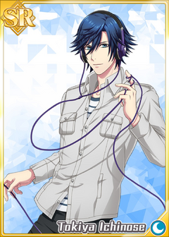 Tokiya Ichinose (Listen to MUSIC) Normal