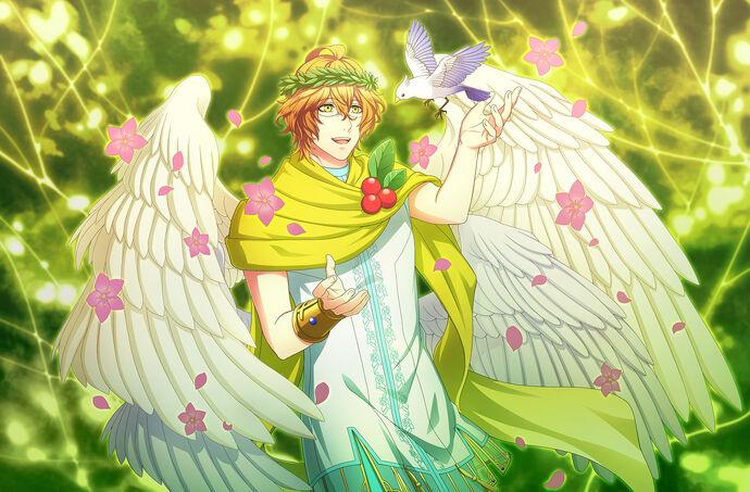 Natsuki Shinomiya (Odorokiman Moon) CG