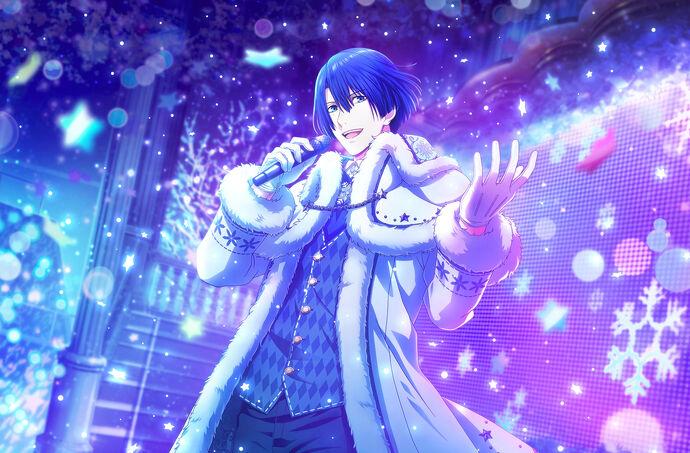 Masato Hijirikawa (Snow Stars Christmas) CG2