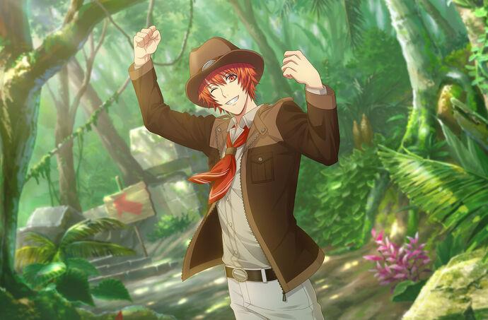 Otoya Ittoki (Shining Kingdom) CG