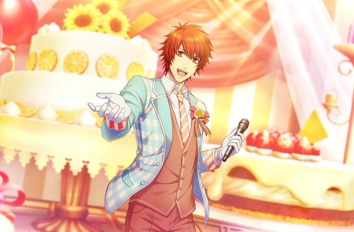 Otoya Ittoki (Sweet Cafe) CG