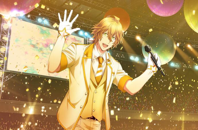 Natsuki Shinomiya (Shining Live) CG2