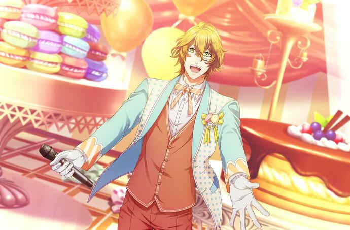 Natsuki Shinomiya (Sweet Cafe) CG