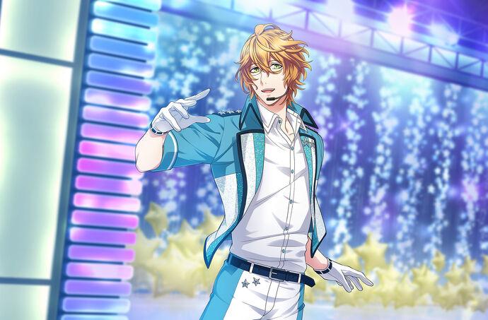 Natsuki Shinomiya (Dancing with Stars) CG