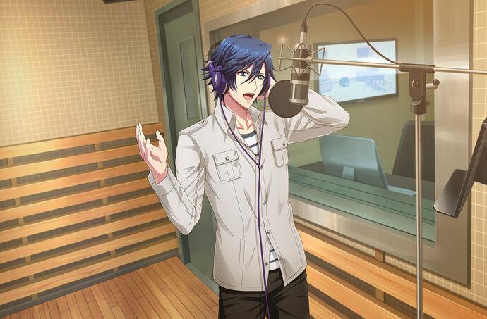 Tokiya Ichinose (Listen to MUSIC ♪ Listening to Music) CG