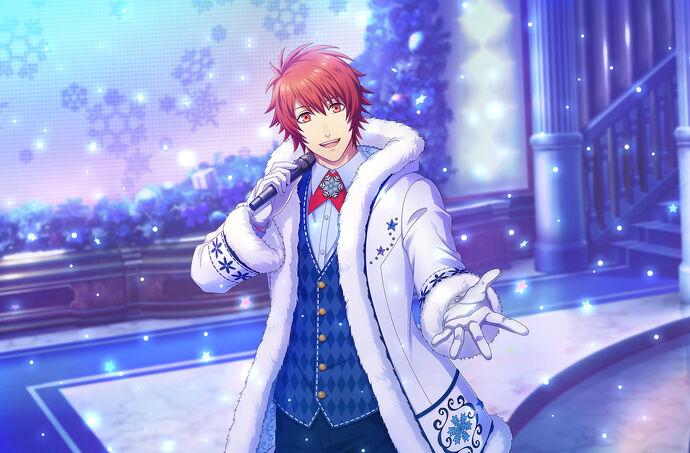 Otoya Ittoki (Snow Stars Christmas) CG
