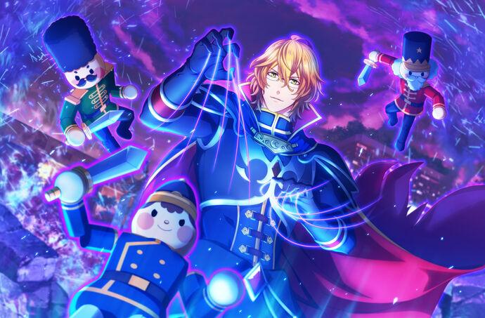 Natsuki Shinomiya (Toyland Villains) CG2