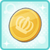 Icon medal gold