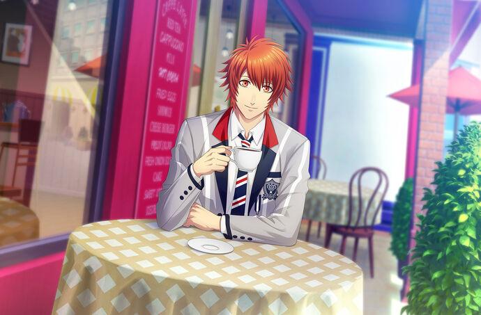 Otoya Ittoki (Shining Romance) CG