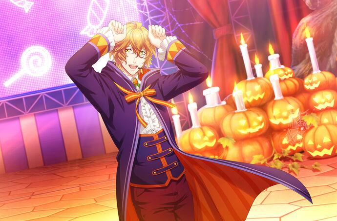 Natsuki Shinomiya (Magical Halloween Live) CG