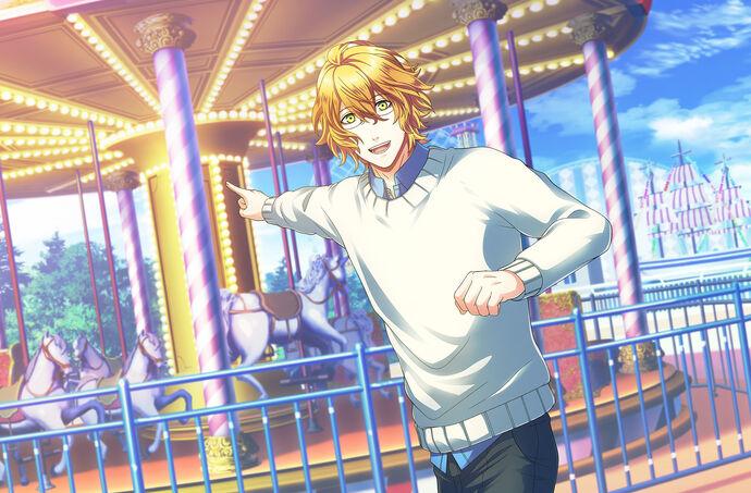 Natsuki Shinomiya (Shining Kingdom) CG