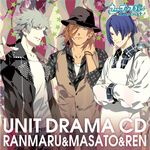 Cover unit drama cd r r m