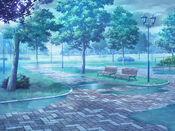 Bg park rain