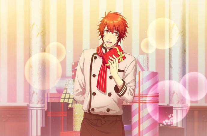 Otoya Ittoki (Cheerful and Happy Valentine's) CG