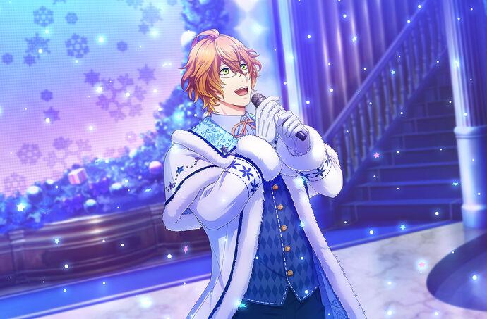 Natsuki Shinomiya (Snow Stars Christmas) CG