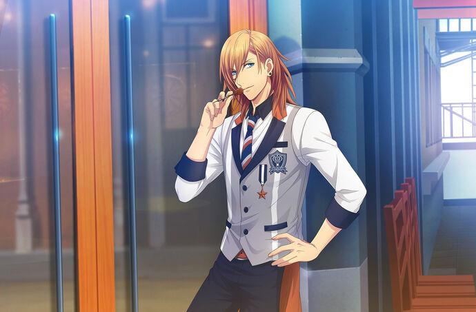 Ren Jinguji (Shining Romance) CG