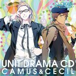 Cover unit drama cd c c