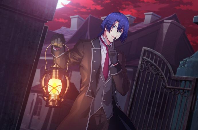 Masato Hijirikawa (Shining Kingdom) CG
