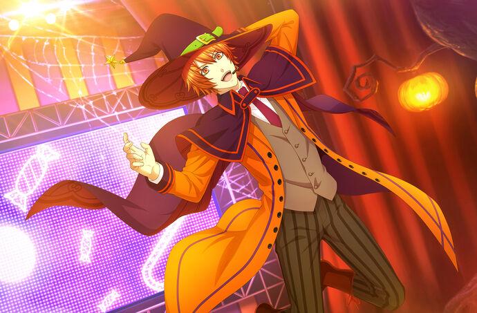 Otoya Ittoki (Magical Halloween Live) CG