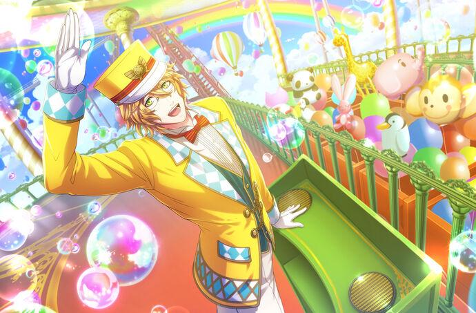 Natsuki Shinomiya (Shining Kingdom) CG2