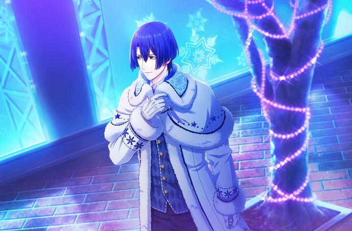 Masato Hijirikawa (Snow Stars Christmas) CG