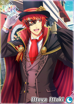 Otoya Ittoki (Gentle Phantom Thief) Normal