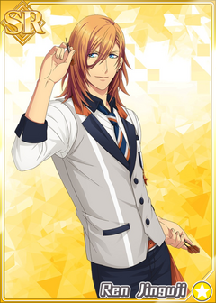 Ren Jinguji (Shining ☆ Romance) Normal