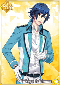 Tokiya Ichinose (Dancing with Stars) Normal