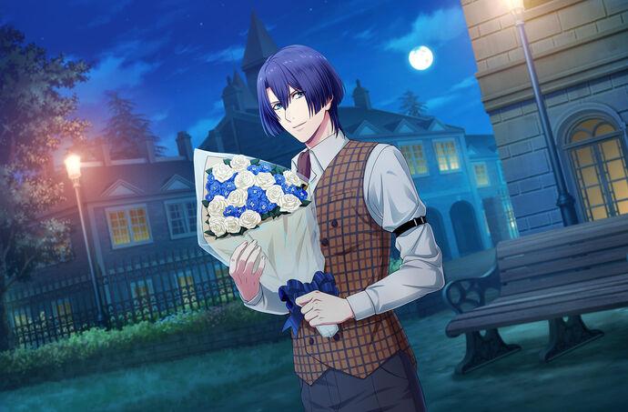 Masato Hijirikawa (Smart Detective) CG