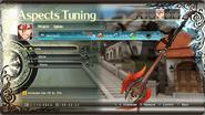 Aspects Tuning - Shining Resonance Refrain