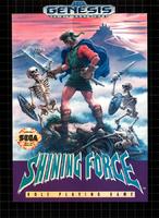 Shining Force-box art