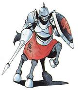 SF Silver Knight