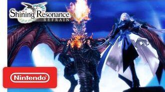 Shining Resonance Refrain Launch Trailer - Nintendo Switch