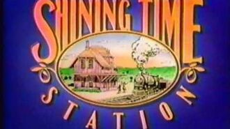 Shining Time Station - 'Tis A Gift TV Promo