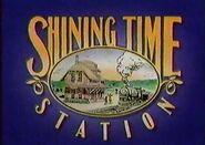 Shining Time Station 1989 logo