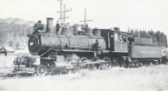 IndianValleyRailroadTrainLocomotiveNo.1California