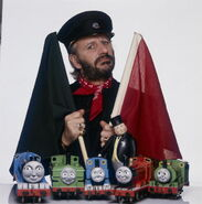 Ringo and the Thomas Cast