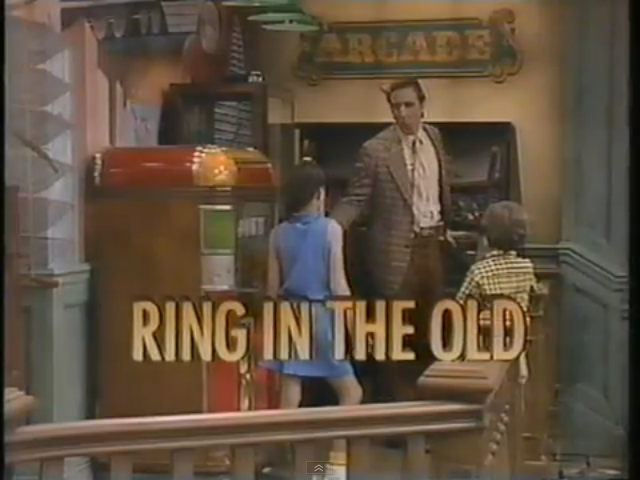 Shining Time Station Ring In The Old