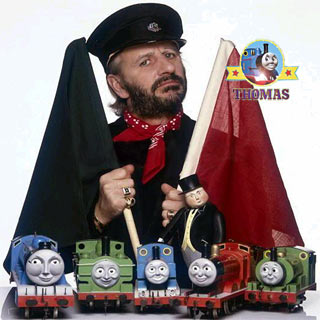 FileThomas And The Tank Engine Characters Narration Ringo Starr With GWR Duck Gordon