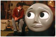 Behind the Scenes Magic Railroad