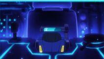 Valdor cockpit