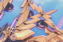 Lightning Rod Blade