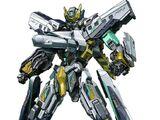 Shinkalion ALFA-X (Alfa Mode)
