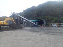 Konbu Tunnel irl