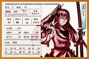 Naganori izumo demonblade